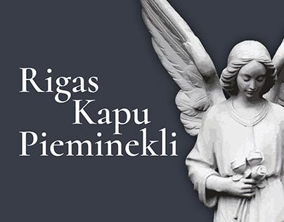 Web-site Rigas Kapu Pieminekli ®
