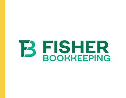 Fisher Bookkeeping Branding