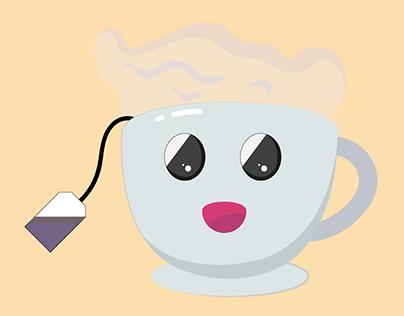 Teacup Cell Animation w/ Frames