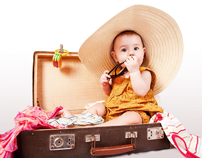 Globetrotting with Tots: Safety Tips When Traveling wit