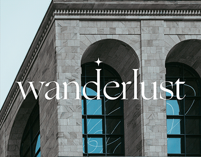 WANDERLUST - Official Branding