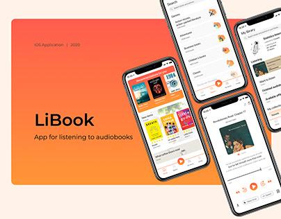 Audiobook   App design   Mobile app