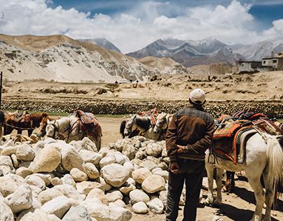 Mustang : pays de Lo II