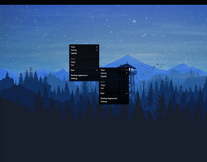 Windows 10 UI Redesign (Linux and OSX inpired)