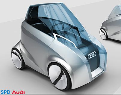 Audi Capsule