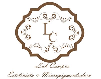 Logomarca Luh Campos