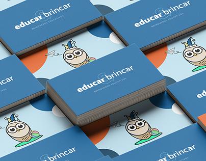 Branding // EDUCAR & BRINCAR