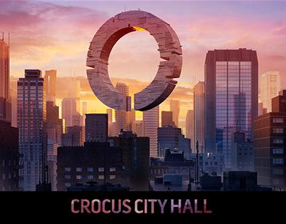 Spring City: Jasmine Concert Crocus Сity Hall.