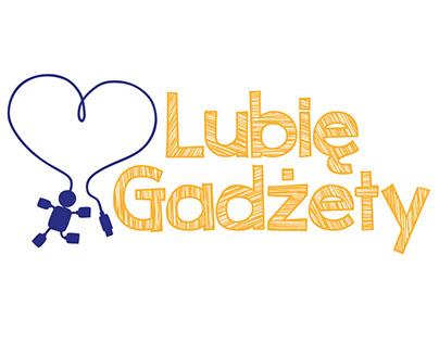 Lubię Gadżety - Logo design