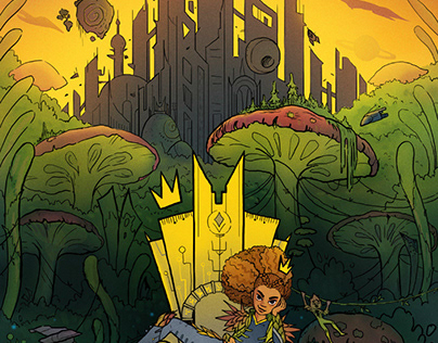 Planet X: Child of the Wild, Cover