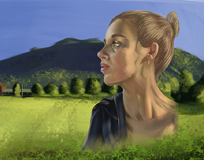 CG portraits