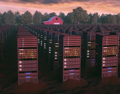 3D // Render Farm