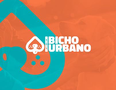 INSTITUTO SOS BICHO URBANO - Logo e Identidade Visual