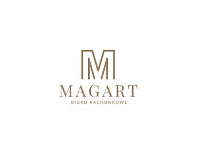 Magart - Logo & Business card
