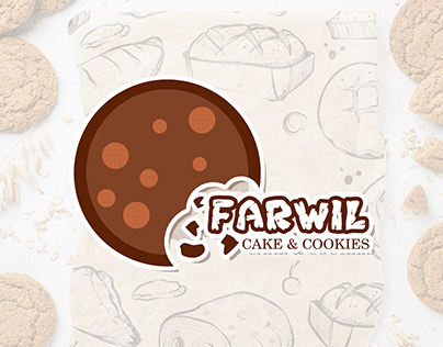 Logo for FARWIL CAKE & COOKIES