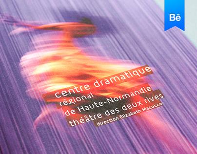 Centre Dramatique Régional  - Print Design