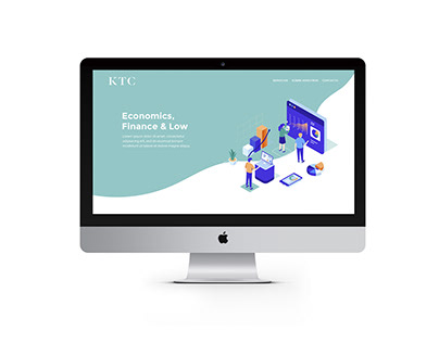 Diseño web KTC Economics