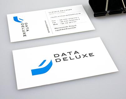 Corporate Design und Geschäftsausstattung, Datadeluxe