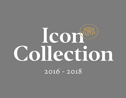 Icon Collection 2016 - 2018
