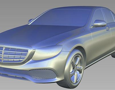 Mercedes Benz-E300L-Alias