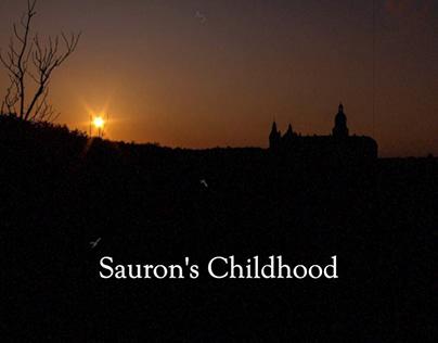 Sauron's Childhood
