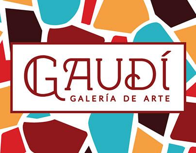 Galería Gaudí | Logo