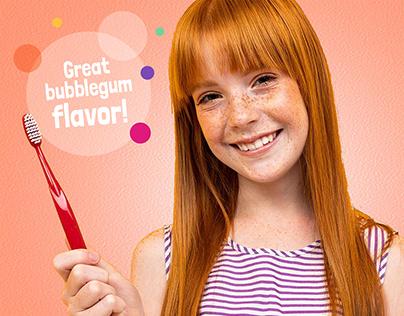 Amazon Product Listing - Vitaminpaste Kids