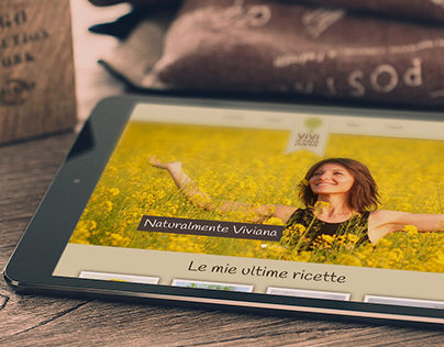 Vivi di sana pianta - Brand identity and website