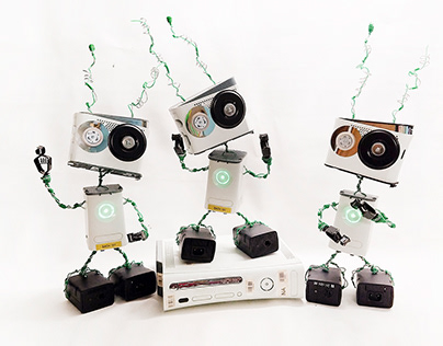 Big Xbox Robots