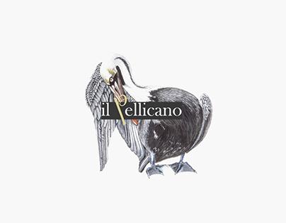 Ristorante Il Pellicano, Logo (2017) (disponibile)