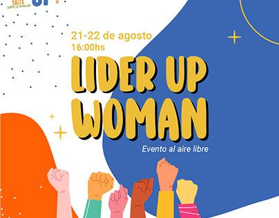 Líder Up Woman