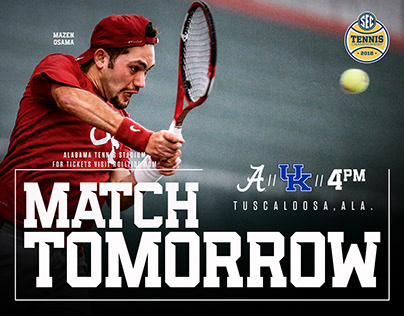 Alabama Tennis Promotions