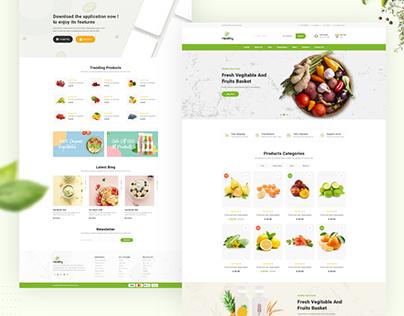 Healthy Food Web