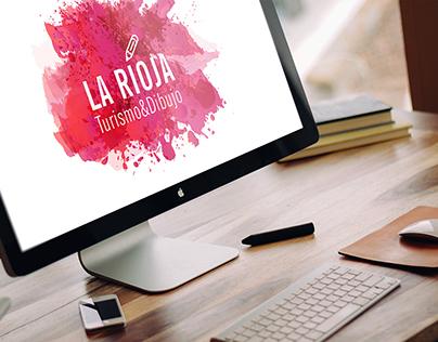 Proyecto artístico TURISMO Y DIBUJO EN LA RIOJA