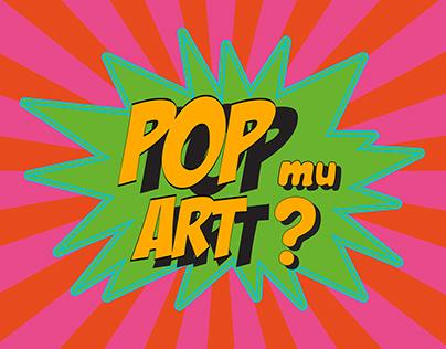 Pop mu Art?