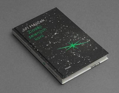 Book cover / Zloději zelených koní