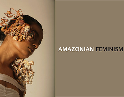 AMAZONIAN FEMINISM - COSTUME JEWELRY
