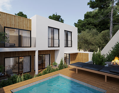 Southern European house