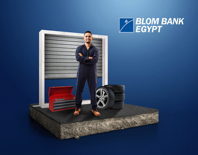 BLOM Bank Startup Projects Creative Campaign