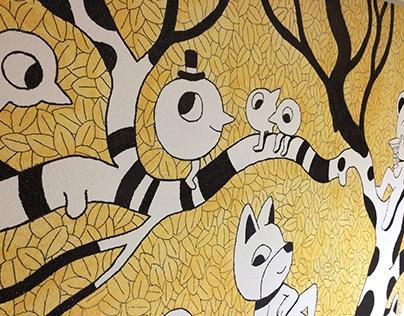 El Bosque Amarillo