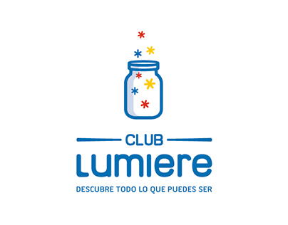 Club Lumiere | Logo design