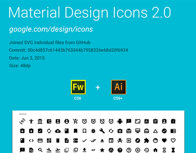 Google Material Design Icons 2.0 (AI, FW.PNG)