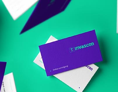 Invascon - Brand Identity