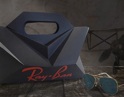 Bolsa para la marca Ray Ban