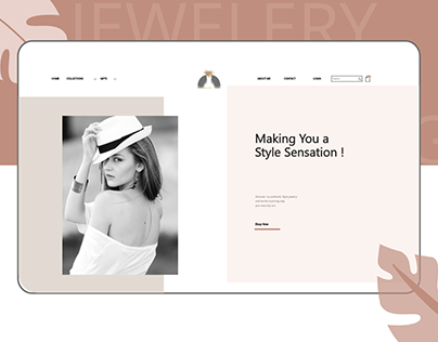 Jewellery Webite