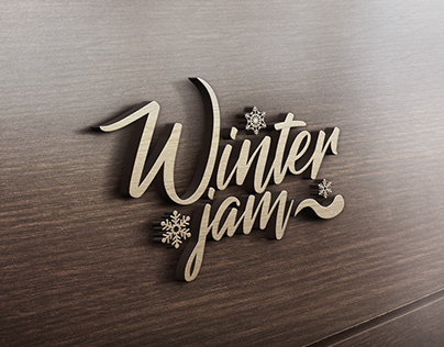 WINTER JAM - LOGO DESIGN