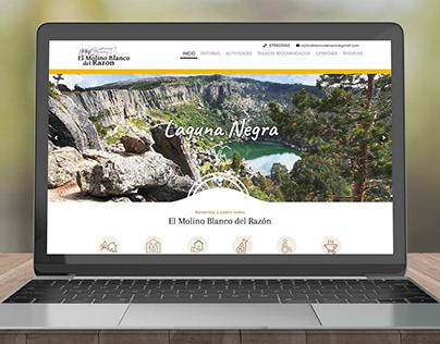 Diseño web para casa rural en Soria