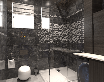Cleopatra Bathroom