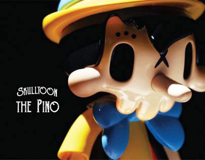 Skulltoons The Pino