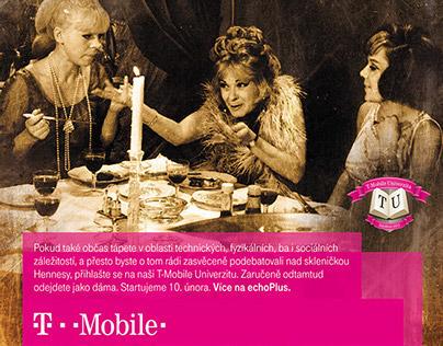 T-Mobile - Internal campaign